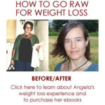 Angela Stokes Lost 160 pounds on Raw Food